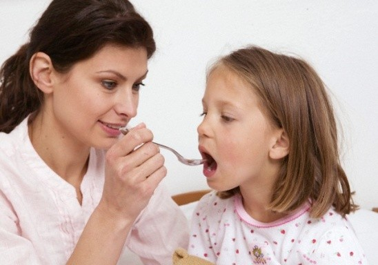 Lechenie laringita u detey narodnimi sredstvami