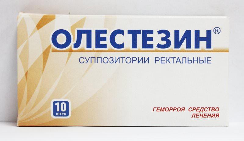 Olestezin
