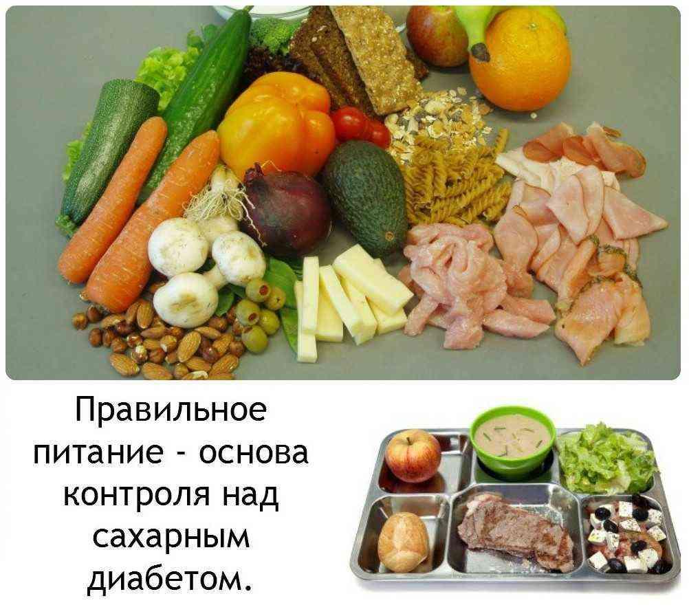 Dieta pri saharnom diabete 2 tipa