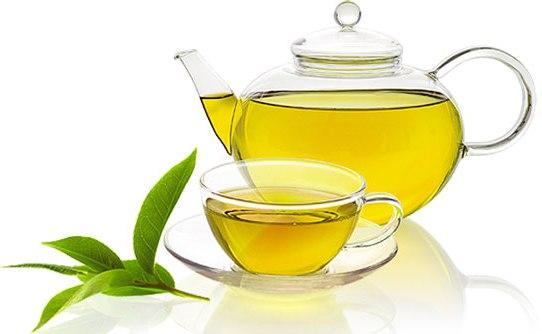 Pravil'noe zavarivanie zelenogo chaya