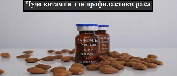 Poleznye svojstva vitamina V17