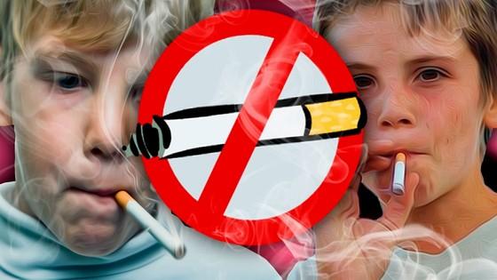 CHem opasno kurenie dlya detej i podrostkov